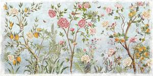 Fresco Floral - Spring by Mark Chandon