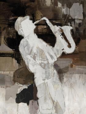Jazz Sax by Mark Chandon