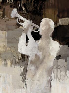 Jazz Trumpet by Mark Chandon