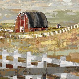 Long Barn - Paddock by Mark Chandon