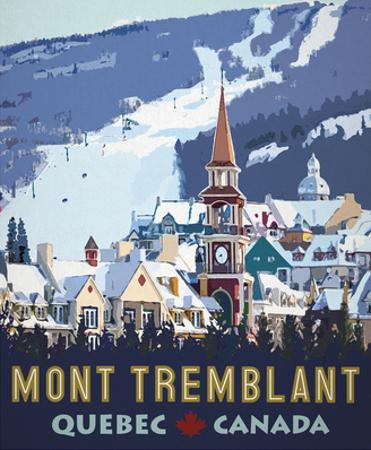 Mont Tremblant, Canada by Mark Chandon
