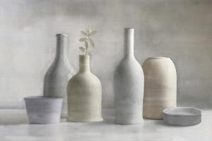 The Ceramicist's Muse by Mark Chandon