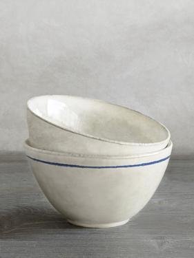 Two Artisan Bowls by Mark Chandon