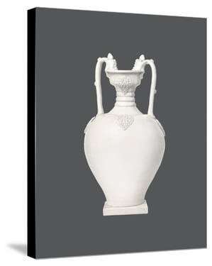 Vintage Vase - Slate by Mark Chandon