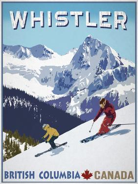 Whistler, Canada by Mark Chandon