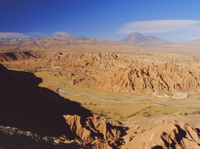 The Atacama Desert, Chile, South America by Mark Chivers