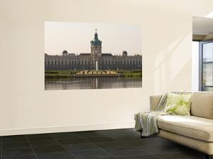 Charlottenburg Palace on River Spree, Charlottenburg by Mark Daffey