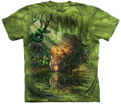 Mark Fredrickson-Enchanted Tiger