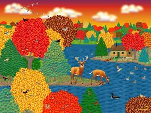 Deer Lake by Mark Frost