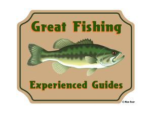 Fishing Experienced Guides by Mark Frost