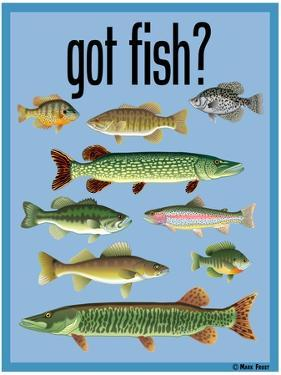 Got Fish by Mark Frost