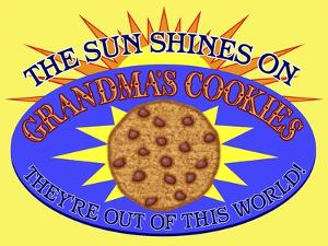 Grandma's Cookies by Mark Frost