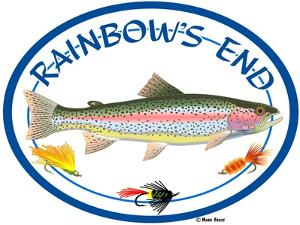 Rainbow's End by Mark Frost