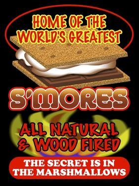 S'Mores by Mark Frost