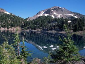 Lake Helen, Lassen Volcanic National Park, CA by Mark Gibson