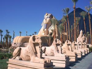 Luxor Casino, Las Vegas, NV by Mark Gibson
