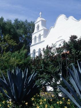Mission, San Diego, California by Mark Gibson