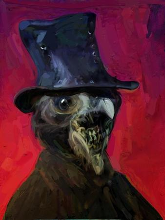 A Plague Doctor Unmasked by Mark Gordon