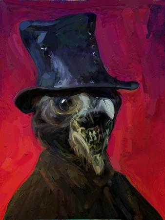 A Plague Doctor Unmasked