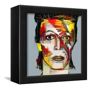 Picasso Reimagined - David Bowie 2 by Mark Gordon