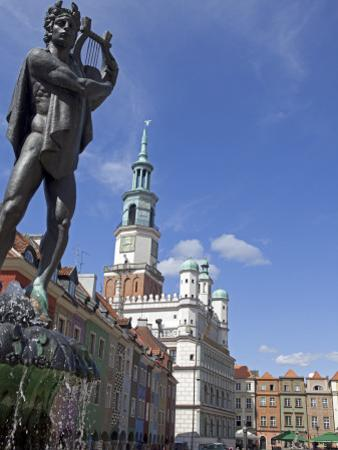 Poland, Poznan; One of Poland's Oldest Cities by Mark Hannaford