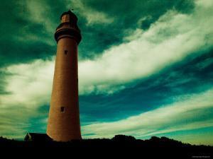 Lucent Lighthouse by Mark James Gaylard