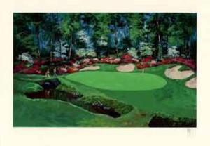 Azalea Hole by Mark King