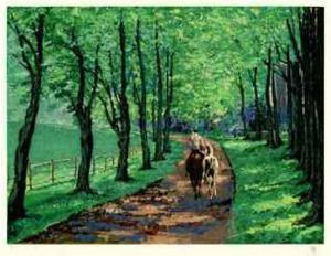 Pasture Lane by Mark King