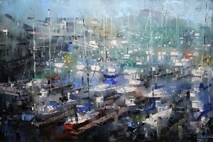 Fisherman's Wharf by Mark Lague