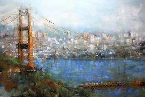 Golden Gate Vista by Mark Lague