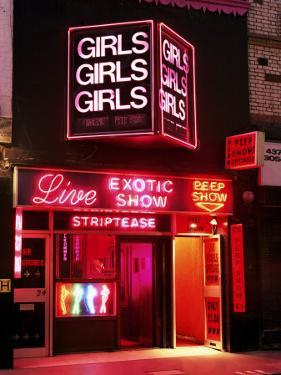 Sex Shop, Soho, London, England, United Kingdom by Mark Mawson