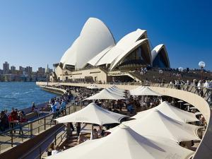 Sydney Opera House, UNESCO World Heritage Site, Sydney, New South Wales, Australia by Mark Mawson