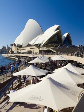 Sydney Opera House, UNESCO World Heritage Site, Sydney, New South Wales, Australia by Mark Mawson