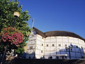 The Globe Theatre, Bankside, London, England, United Kingdom by Mark Mawson
