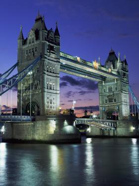 Tower Bridge, London, England, United Kingdom by Mark Mawson