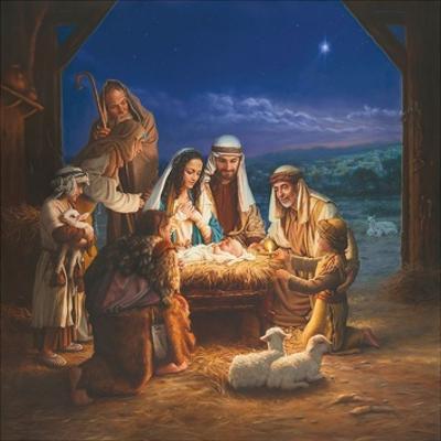 Holy Night by Mark Missman