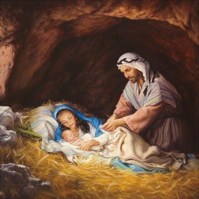 Sleep in Heavenly Peace by Mark Missman