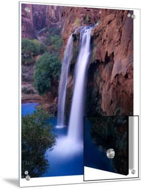 Havasu Falls, Havasupai Indian Reservation, Grand Canyon National Park, Arizona by Mark Newman