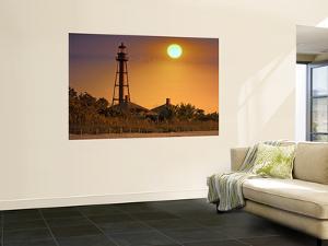 Sun Rising Above Lighthouse Park by Mark Newman