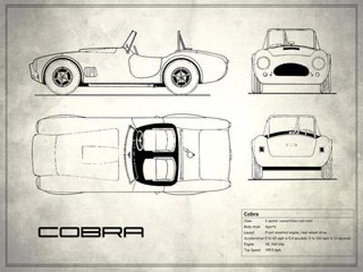 AC Cobra White by Mark Rogan