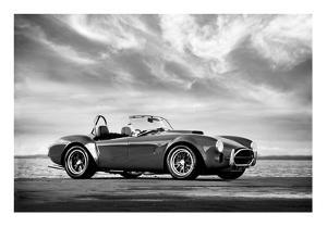 AC Shelby Cobra by Mark Rogan