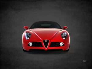 Alfa Romeo 8C 2008 by Mark Rogan