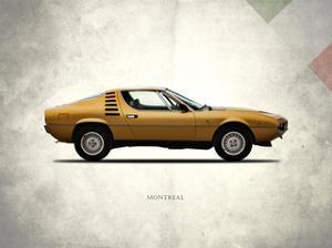 Alfa-Romeo Montreal 1972 by Mark Rogan