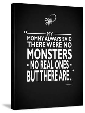 Aliens - No Monsters by Mark Rogan