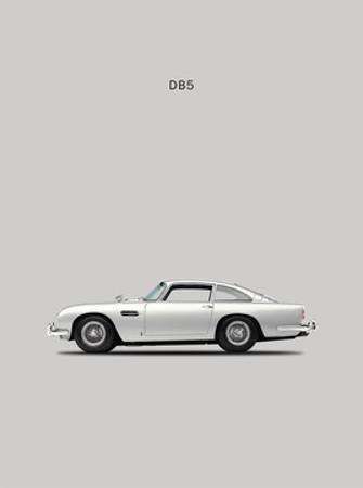 Aston DB5 1965 by Mark Rogan