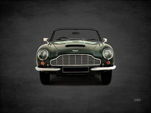 Aston Martin DB6 1965 by Mark Rogan