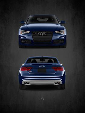 Audi S5 by Mark Rogan
