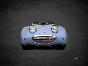 Austin-Healey Sprite Mk1 by Mark Rogan
