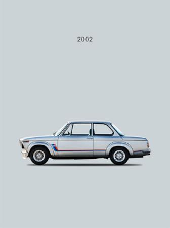 BMW 2002 Turbo by Mark Rogan