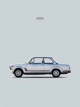 BMW 2002 Turbo by Mark Rogan